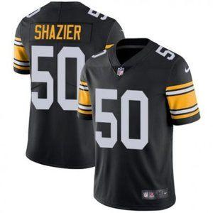 Steelers Ryan Shazier Black  Jersey